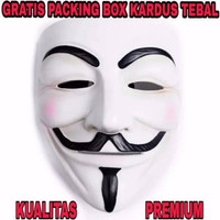 super Topeng anonymous topeng hacker