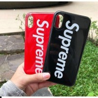 * iPhone XS iPhone X Tpu Soft Supreme Casing Case Cover