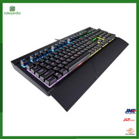 Corsair Mechanical Gaming Keyboard K68 RGB CHERRY MX Red Switch