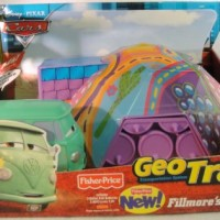 Fisher-Price, GeoTrax Cars 2- Fillmore's Tent