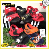 Gratis Ongkir Sandal Sepatu Adidas kids akwah / adidas anak Spiderman
