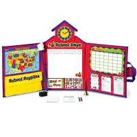Learning Resources Pretend & Play School Set, 149 Pieces, Ages 3+ [Sta
