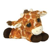 "Aurora World Inc. - Dreamy Eyes - 10"" Gallop Giraffe, Brown"