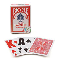 Bicycle Lo Vision Playing Cards (Pack of 2)