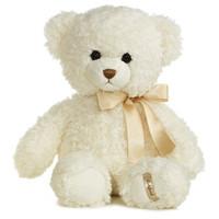 """Aurora World - Bear - 22"""" Ashford Bear, Cream"""