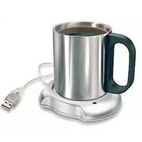Penghangat Cup Pad Pemanas Warmer USB Gelas Coffee Minuman cangkir USB