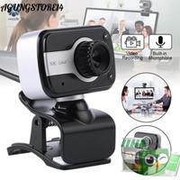 Alat Kantor Mesin Fotocopy RW927 Kamera Webcam Usb 2 0 Hd Adjustable
