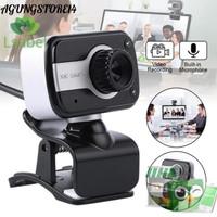 Alat Kantor Mesin Fotocopy RW1062 Kamera Webcam Usb 2 0 Hd Adjustable