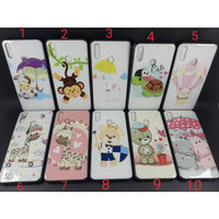 Animal 6A 5A Redmi 7 4A Fuze 7 6 Case Note Timbul Redmi Note
