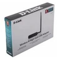 Wireless N High-Gain USB Adapter D-Link DWA-137