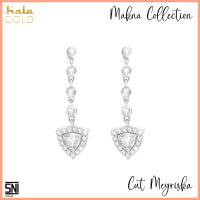 Anting Emas Hala Gold Cut Meyriska Makna Collection 3AZ0497