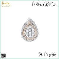 Liontin Emas Hala Gold Cut Meyriska Makna Collection 3LZ0697