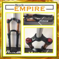 Fork Venom 27 5 Travel 140mm Air Suspension Bicycle Empire gb