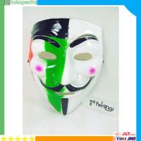 ada Topeng Anonymous / Topeng Hacker Murah Kualitas KW