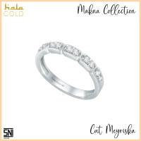 Cincin Emas Hala Gold Cut Meyriska Makna Collection 3MZ0084