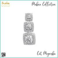 Liontin Emas Hala Gold Cut Meyriska Makna Collection 3LZ0789