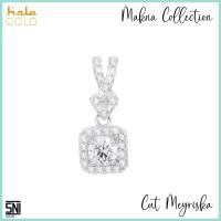 Liontin Emas Hala Gold Cut Meyriska Makna Collection 3LZ0805