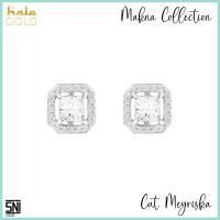 Anting Emas Hala Gold Cut Meyriska Makna Collection 3AZ0472