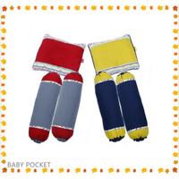 Bantal Guling Set perlengkapan tidur bayi snobby 100 original Line
