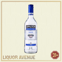 Appleton Estate White Jamaica Rum 750ml