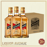 Mr Dowells No 1 Whisky 750ml - 1 karton isi 12 botol