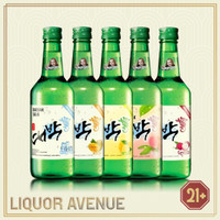 Daebak Soju Complete Package All Flavors