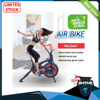 MURAH!!! SEPEDA STATIS SPINNING BIKE PLATINUM BIKE GYM FITNESS INDOOR