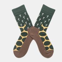 Big Dot Socks Pria Dan Wanita The Ayat Sama Dalam Tabung