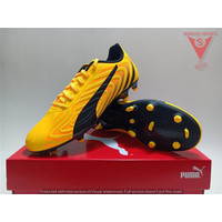 SEPATU BOLA - PUMA ONE 20.4 FG AG ORIGINAL 10583101 ULTRA YELLOW 20