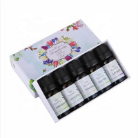 RH05 Essential Oil Gift Set Top 5 Aromatherapy Natural ready