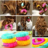 Hairdress Magic Bendy Hair Styling Roller er Spiral s DIY Tool 8