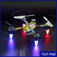 4 Channel RC Drone Mini Headless Mode Helicopter 2.4G 6-Axis Gyro Hel