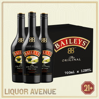 Baileys Original Irish Cream 700ml - 1 karton isi 12 botol