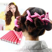 Amusing 10 pieces Hair ing Flexi rods Air Hair Roller er Bendy