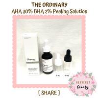 [SHARE] - The Ordinary - AHA 30% BHA 2% Peeling Solution
