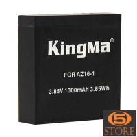 Kingma Baterai Xiaomi Yi 2 4K 1000mAh - AZ16-1 [Hitam]