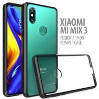 Xiaomi Mi Mix 3 - Fusion Armor Bumper Case