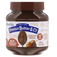 Terlaris Peanut Butter & Co. Hazelnut Spread Milk Chocolatey Hazelnut