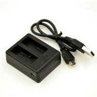 Battery arger Dual for Camera Action - Kogan - Brica - Bcare etc -