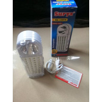 Lampu Emergency 36 SMD Led Rechargeable 4 Jam Surya SQL L4301N
