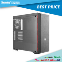 CASE COOLER MASTER MASTERBOX MB600L WITH ODD