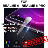 Realme 6 - 6 Pro pelindung kamera anti gores CAMERA TEMPERED GLASS