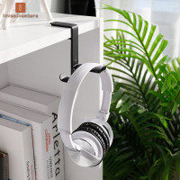 Foldable Headphone Stand Hanger Table Holder Headset Space Save