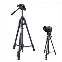 Weifeng Portable Lightweight Tripod Stand Max Height 1.58m WT-3540 Bla
