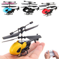 2 Super Mini IR Infrared Remote Control RC Drone Helicopter