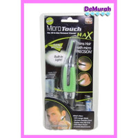 NEW Micro Touch Max Hair Trimmer Alat Cukur All in One NEW