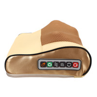 Global Electric Lumbar Neck Back Massage Pillow Cushion I
