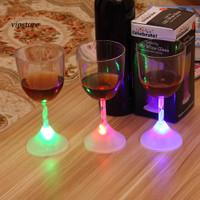 Gelas Wine Dengan Lampu Led Ukuran 100ml Untuk Bar Atau Ktv