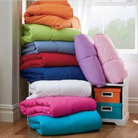 SALE BEDCOVER ONLY KING QUEEN SIZE .
