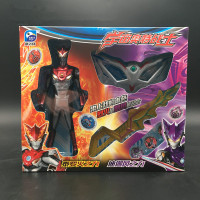 Ultraman Toys Box Gift Blu Rosso 18cm Action Figure Boys Kids